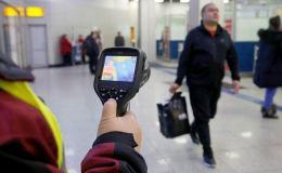 В аэропорту Кирова начали измерять температуру