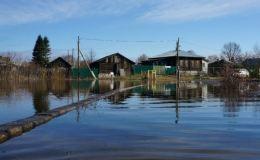 Администрация города заявила о начале весеннего паводка