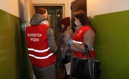 Только 60 кировских пенсионеров обратились к волонтерам за помощью