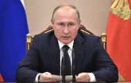 Владимир Путин объявил весь апрель нерабочим месяцем