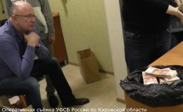 Опубликовано видео задержания Андрея Плитко