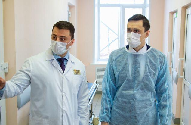 В Кировской области предлагают платно пройти тест на COVID-19