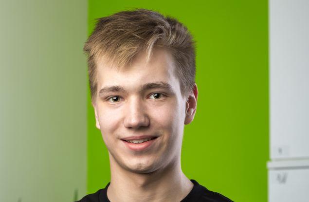 Никита Дукин о своем увлечении программированием