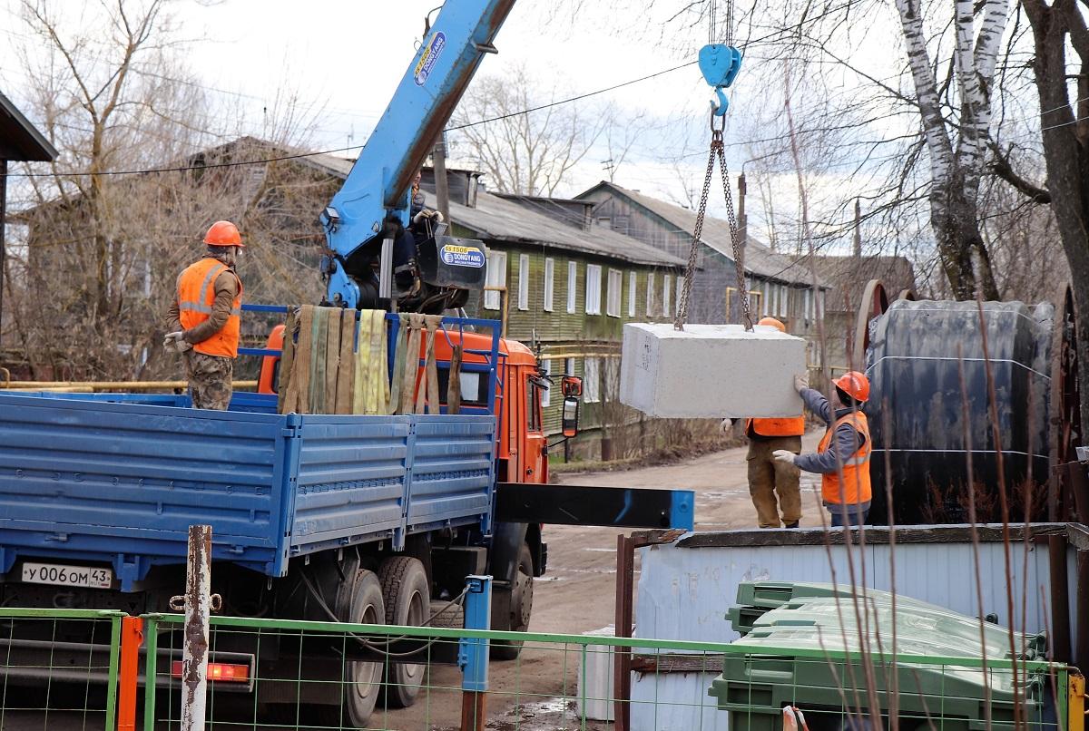 КТК направит 56,6 млн рублей на строительство новой теплотрассы в Кирове