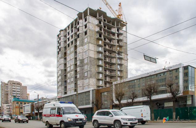 Долгострой в центре Кирова сдадут за счет федеральных денег