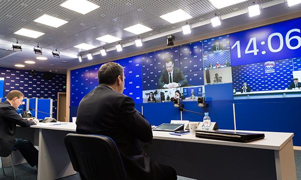 «Единая Россия» предложит президенту и правительству новый пакет мер поддержки НКО в связи с пандемией