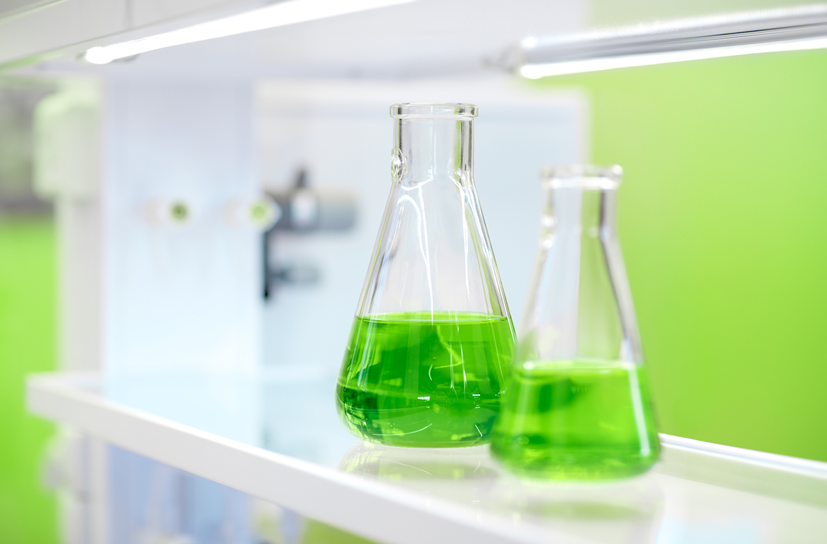 Зеленый краситель помог снизить потери в теплосетях