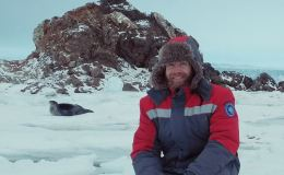 Лев Синкин о жизни в Антарктиде