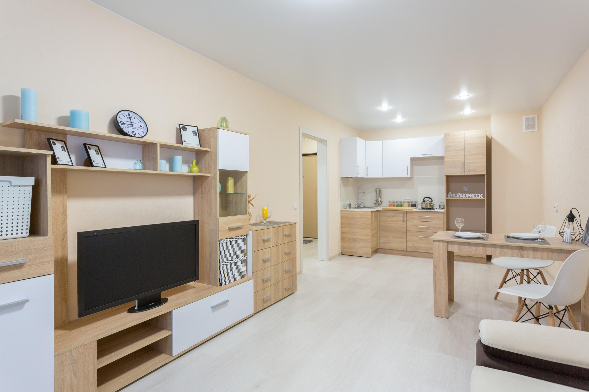 Купи квартиру от АО «Кировский ССК» и получи мебель в подарок!