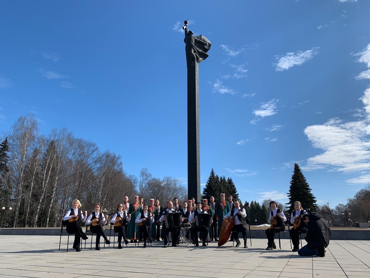 В Приволжском федеральном округе продолжается марафон «Наш День Победы»