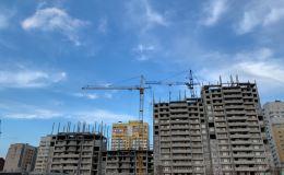 В Кирове растет площадь строящихся квартир