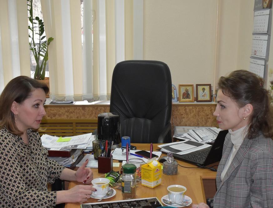 Ольга Сыкчина: общественники нуждаются в специальных знаниях