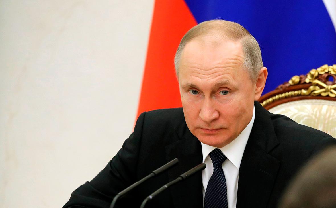 Владимир Путин заявил о завершении периода нерабочих дней