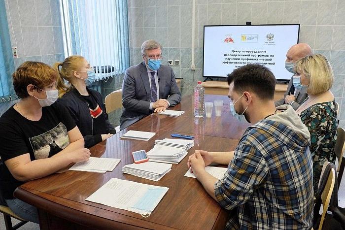 Игорь Васильев об эксперименте по выработке иммунитета к коронавирусу