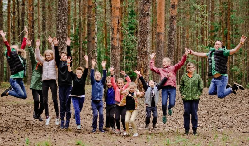 В загородные лагеря Кировской области не пустят родителей и иногородних детей