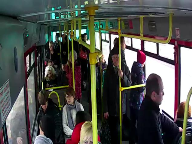 Троллейбусы и муниципальные автобусы Кирова продолжат оснащать камерами