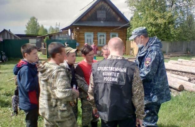 Заведено дело об убийстве пропавшего 4-летнего Матвея Лоскутова