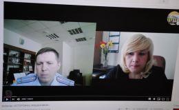 Кировские полицейские приняли участие в вебинаре «Осторожно, мошенники!»