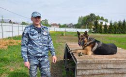 Матвея Лоскутова помогла найти служебная собака
