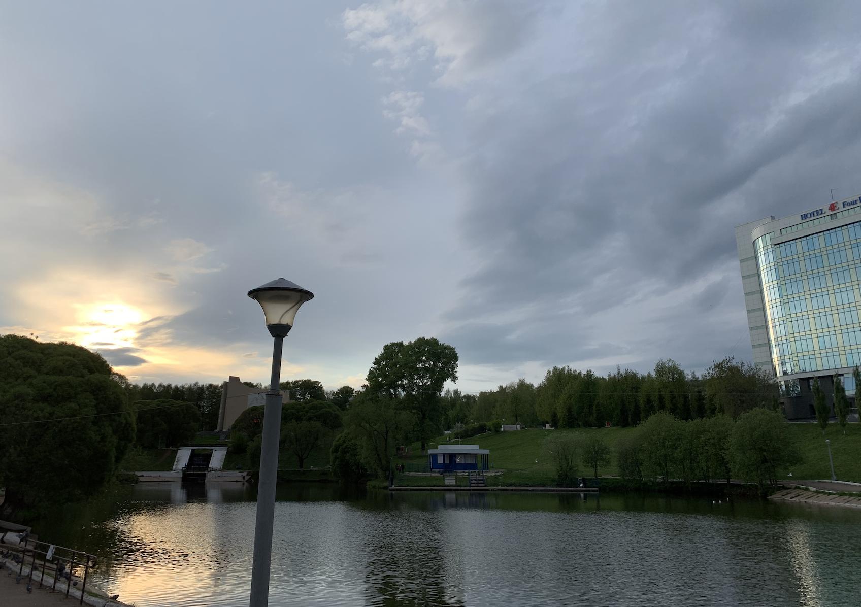 В Кирове потеплеет только к концу мая