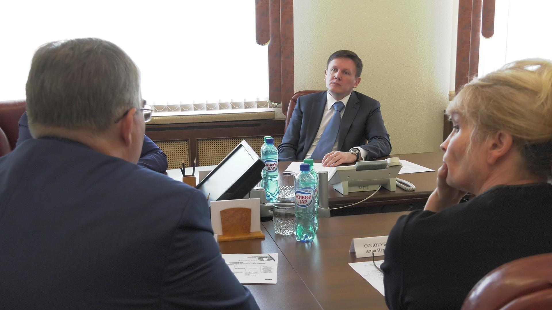 В Правительстве Кировской области озвучили новые меры поддержки предпринимателей