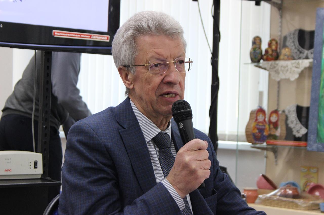 Скончался Николай Михайлович Липатников