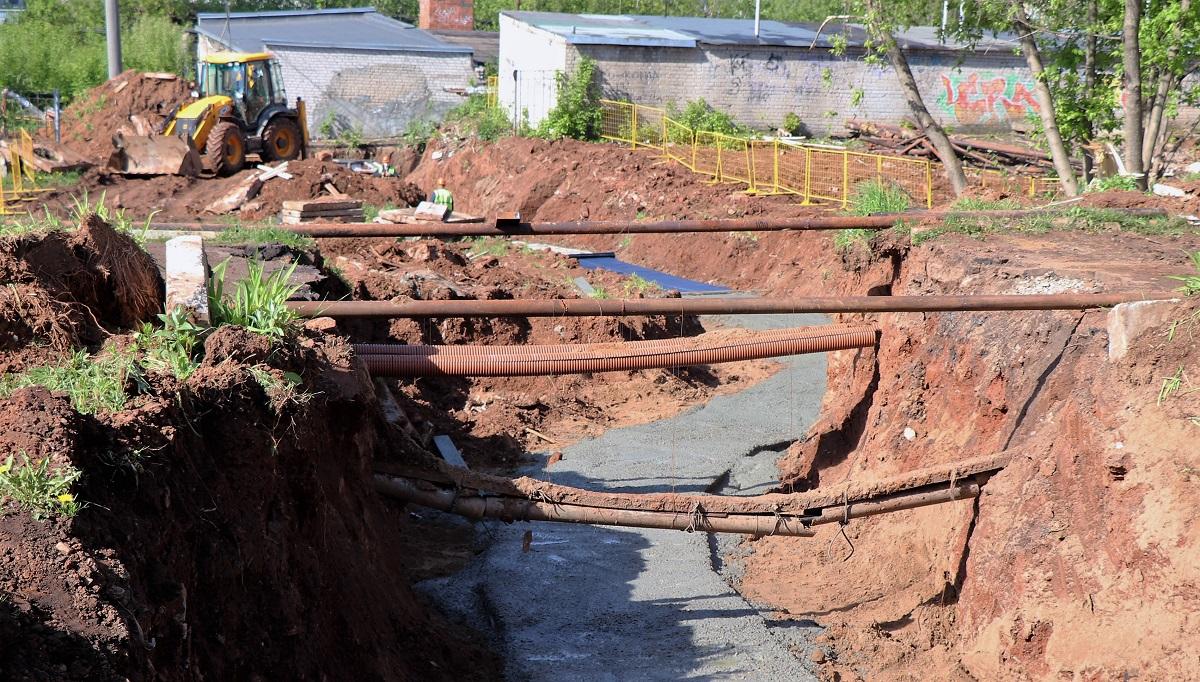 В Кирове стартовали крупные реконструкции в рамках концессионного соглашения
