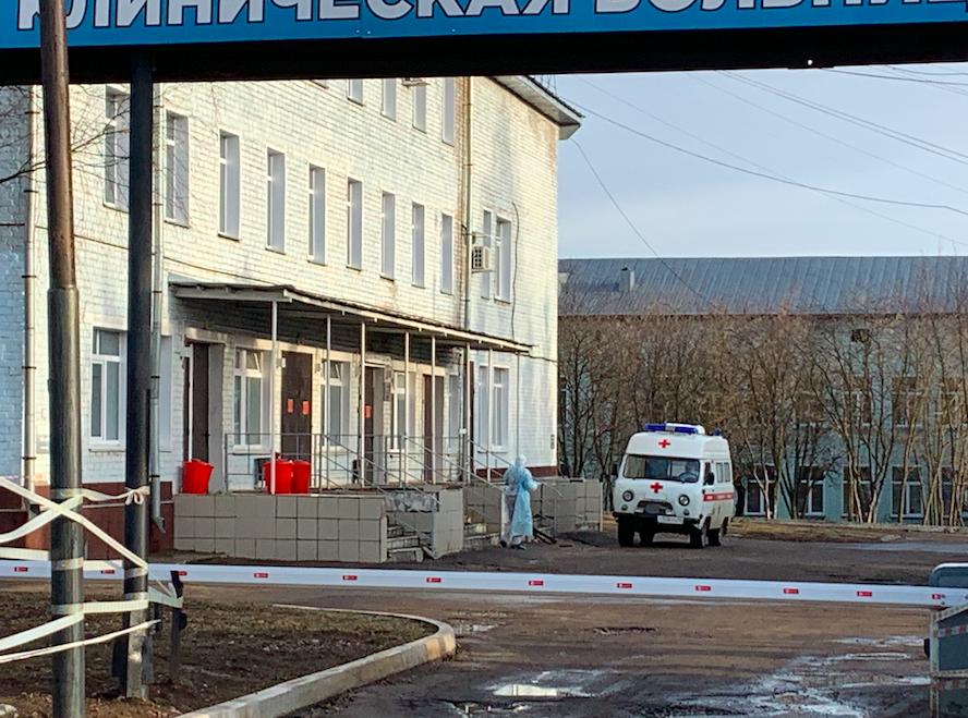 Число заболевших COVID-19 в Кировской области вплотную приблизилось к 1,5 тысячам