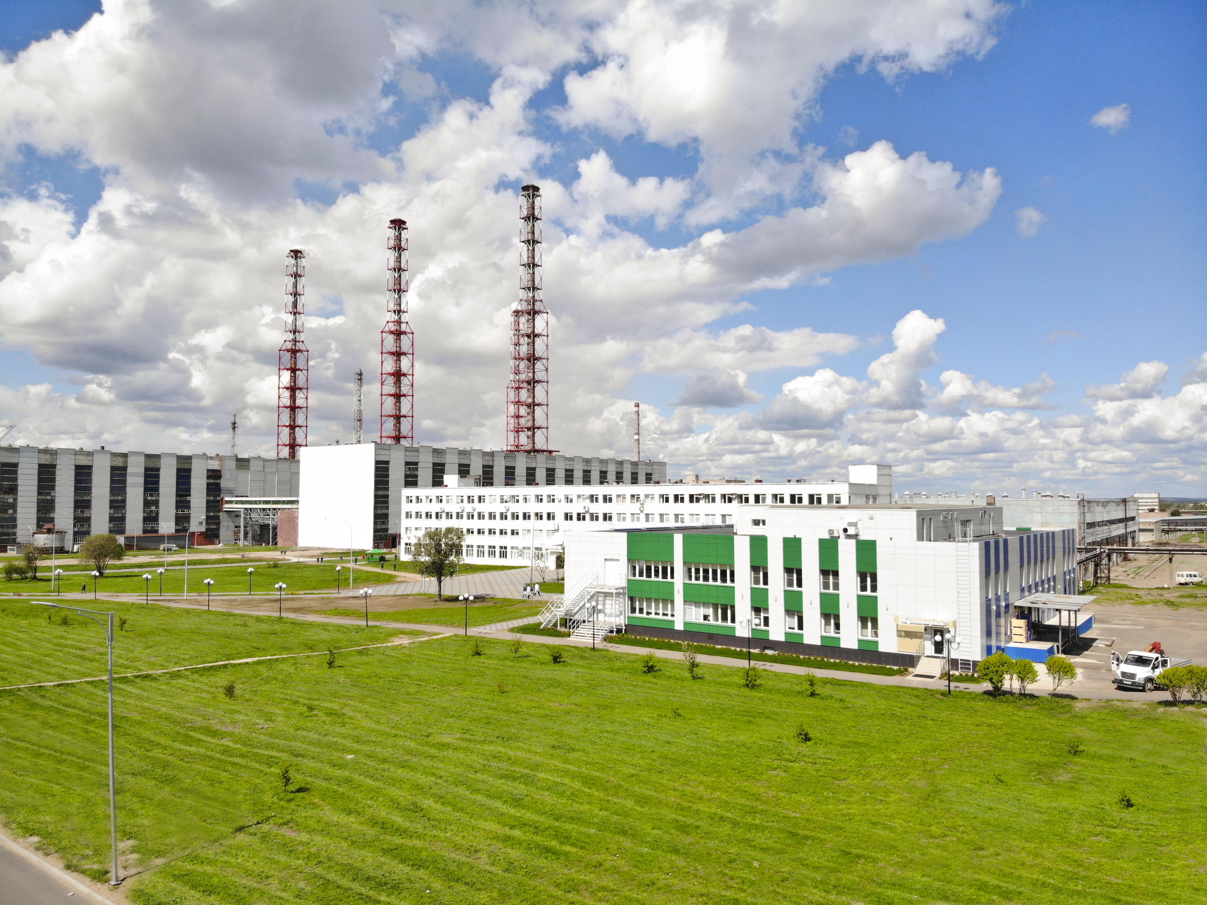 Кирово-чепецкий филиал компании «УРАЛХИМ» выпустил экологический отчет