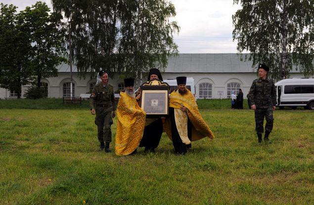 Икона Николая Чудотворца пробудет в Великорецком дольше обычного