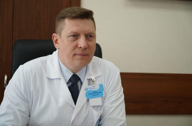 Сергей Бакин о работе кировского онкоцентра