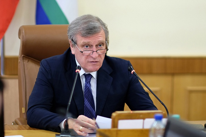 Игорь Васильев о задержаниях в правительстве