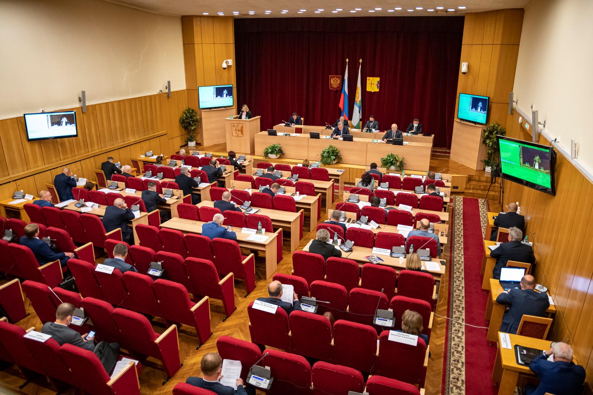 Кировским депутатам предложили проголосовать дистанционно