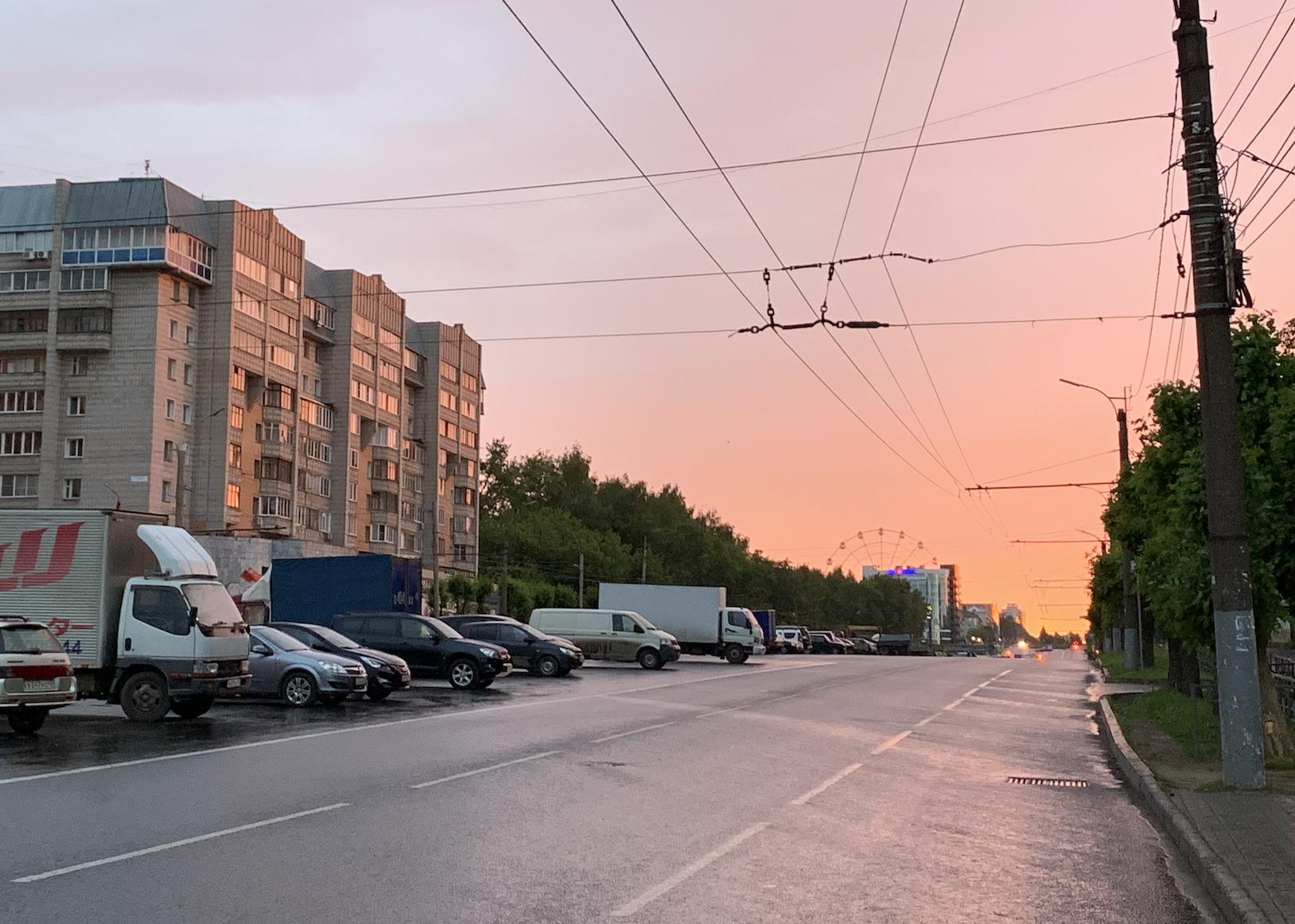 Конец июня в Кирове будет нежарким