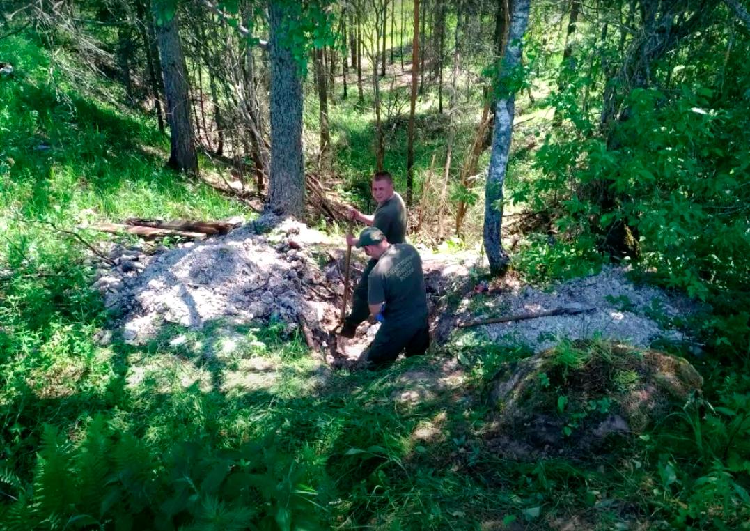 В Брянской области нашли тело кировчанина, пропавшего год назад в Москве