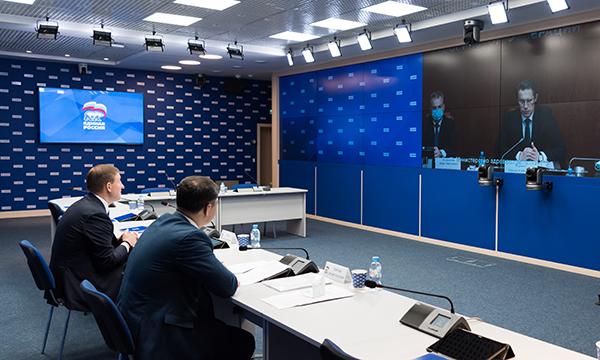 Минздрав поддержал предложения «Единой России» по новым льготам для врачей