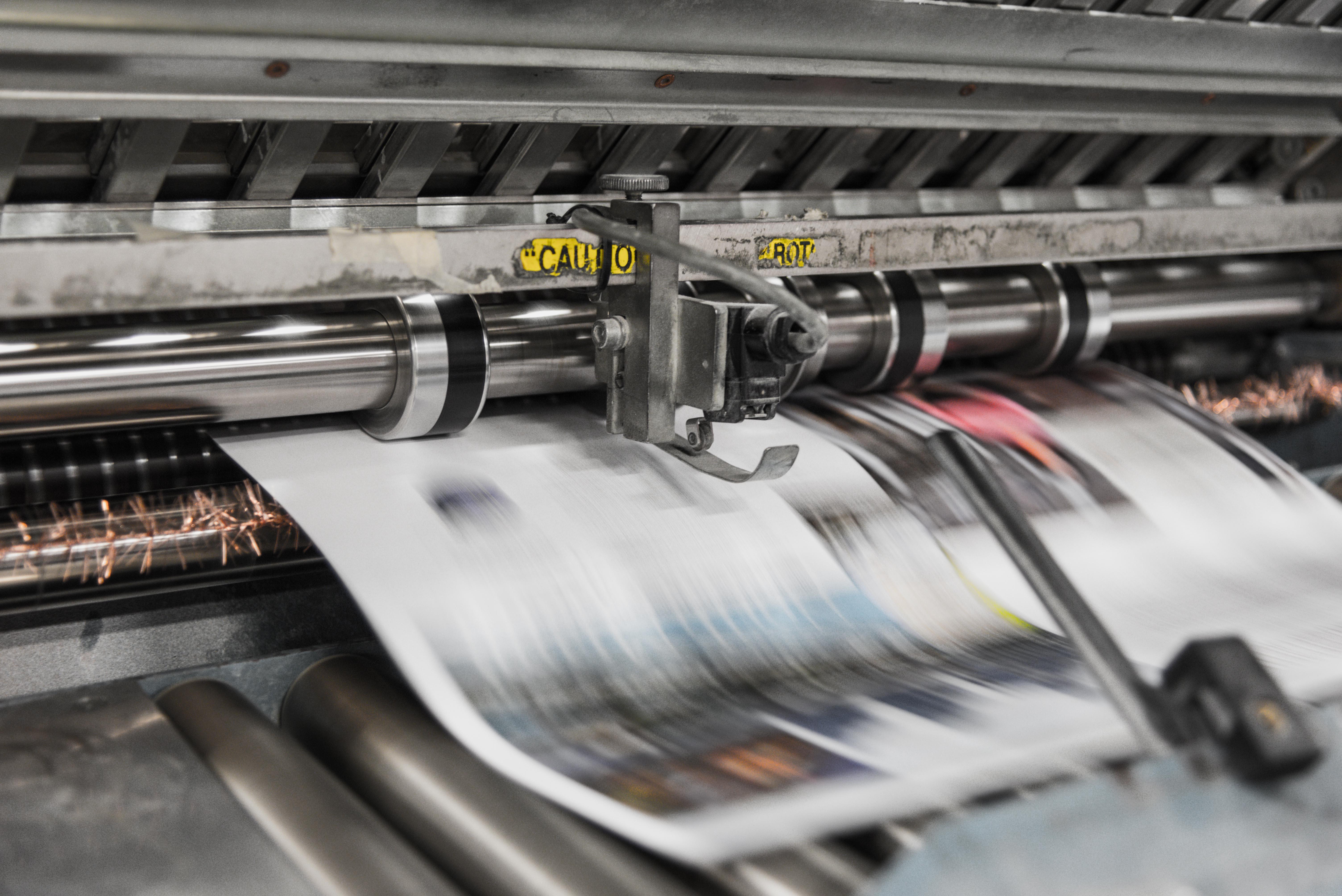 Что такое аутсорсинг печати?
