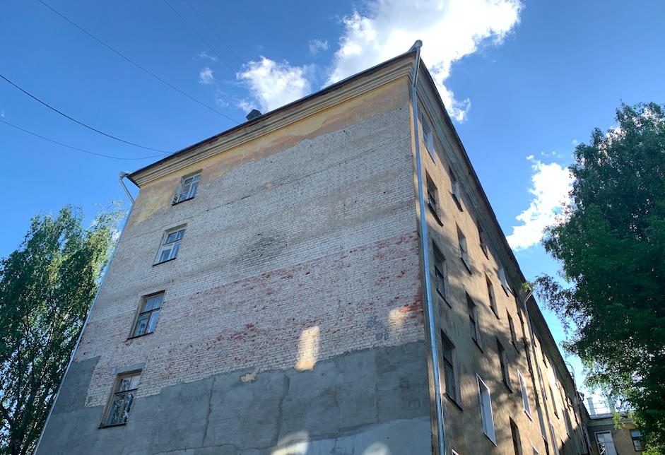 844 подарка городу. В Кирове планируют массово отремонтировать фасады