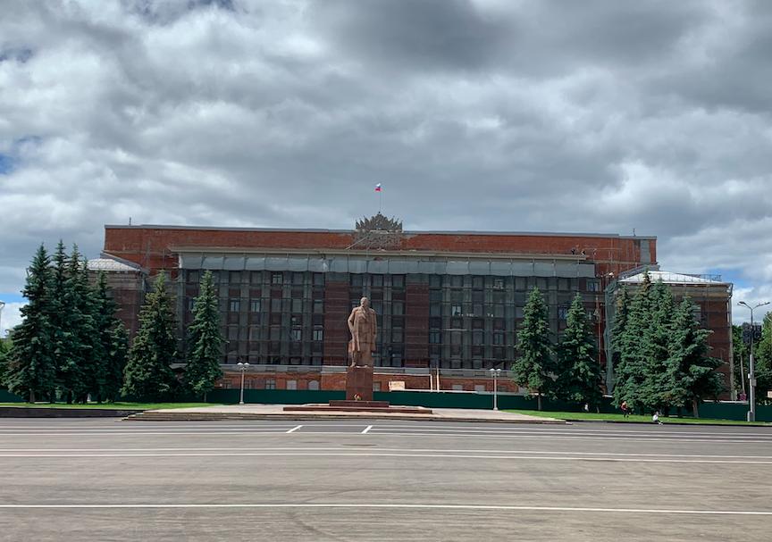 Из миллиона избирателей Кировской области на участки пришли 464 тысячи человек