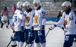 Хоккейный клуб «Родина» официально представил своих новичков