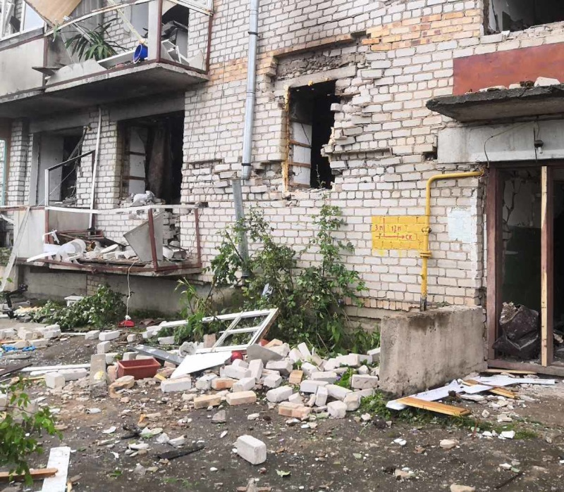 В Кировской области произошел второй за неделю взрыв газа