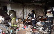 Причины взрыва в Кикнуре ищут в офисе местных газовщиков
