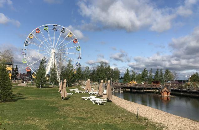 В Кировской области разрешили работу пляжей и развлекательных парков