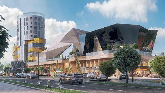 Девелопер Rodina Group строит уникальный жилой комплекс