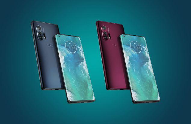 МТС, Motorola и Qualcomm представят смартфон motorola edge+ для первых сетей 5G в России