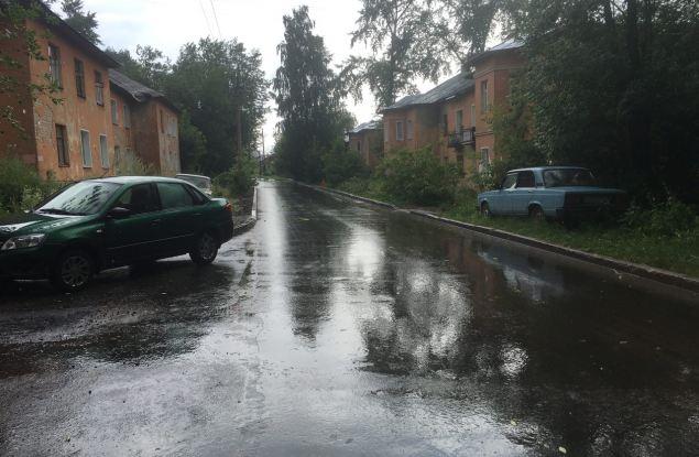 В Кирове завершился ремонт улицы Мельникова