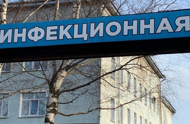 За сутки в Кировской области выявлено 47 новых случаев COVID-19 с симптомами