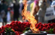 Осквернившими Вечный огонь в парке Победы оказались 10-летние девочки