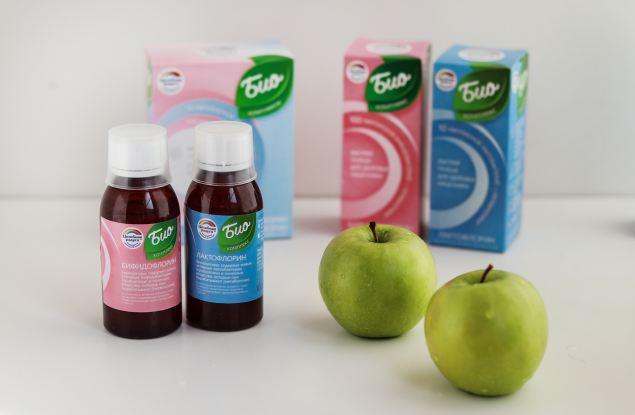 Пробиотики на страже здоровья вашего ребенка