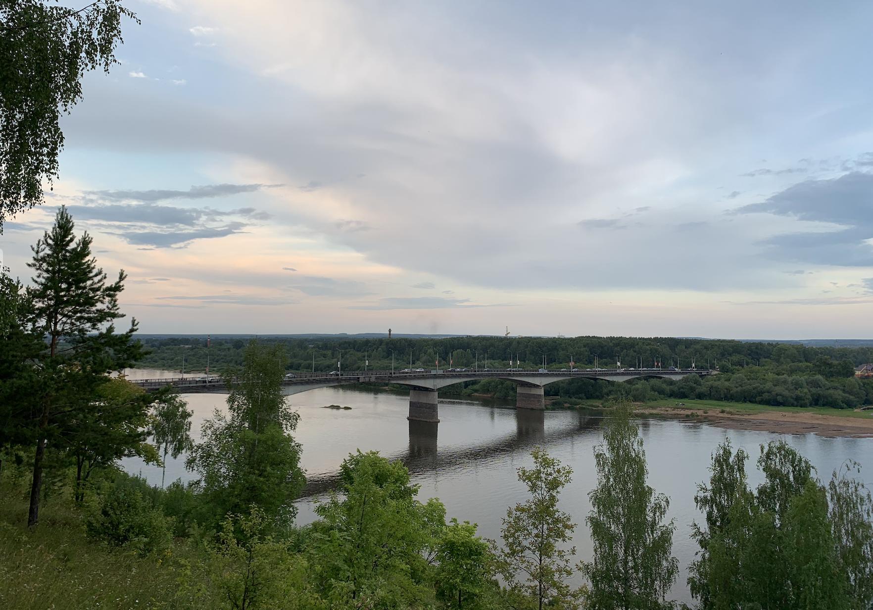 В середине недели в Кирове потеплеет до 26 градусов